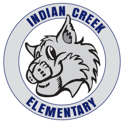 Indian Creek bobcat logo