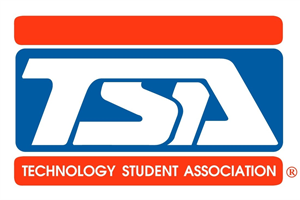 logo for Technology Student Association
