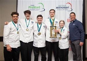photo of Culinary Team members