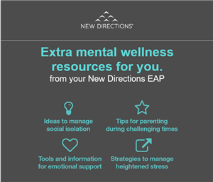 Extra Mental Wellness Resources for You.
