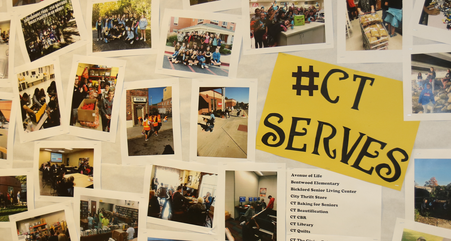 California Trail Middle School / Homepage